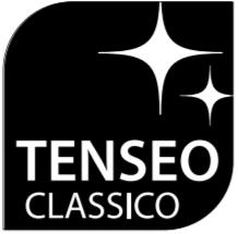 TENSEO CLASSICO (seidenmatt glänzend, versiegelt)